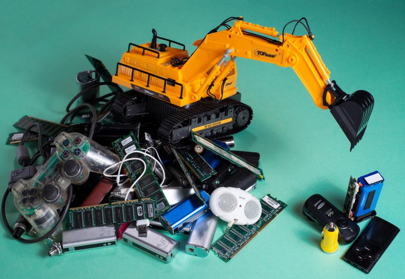 e-waste monitor global